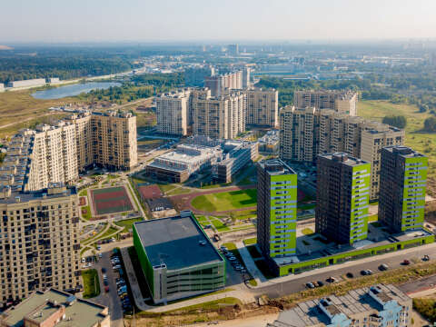ЖК «Новое Медведково» - квартиры с отделкой и без Ипотека от 3,7%. Рассрочка 0%